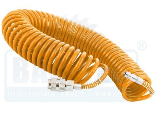 ddf2ad828af7da Wąż spiralny pneumatyczny 15m 6x8mm - Sklep BAU-TEC